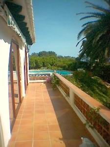 Villa In Cala N Porter Rent Villa In Menorca
